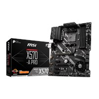 MSI X570-A PRO ATX Motherboard for AMD AM4 CPUs