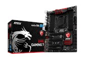 MSI X99S Gaming 7 Intel Socket 2011-v3 Motherboard