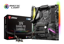 MSI Z370 GAMING PRO CARBON AC Intel Socket 1151