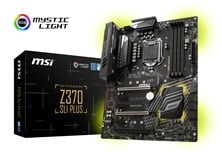 MSI Z370 SLI PLUS Intel Socket 1151 Motherboard