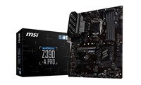 MSI Z390-A PRO ATX Motherboard for Intel LGA1151 CPUs