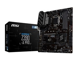 MSI Z390-A PRO Intel Socket 1151 Motherboard