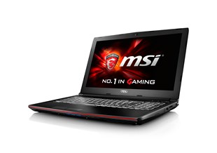 "MSI GP62 Leopard 15.6"" 8GB Core i5 Gaming Laptop"