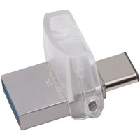 Kingston DataTraveler microDuo 3C 32GB Silver