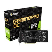 Palit GeForce RTX 2060 6GB GamingPro OC Boost Graphics Card