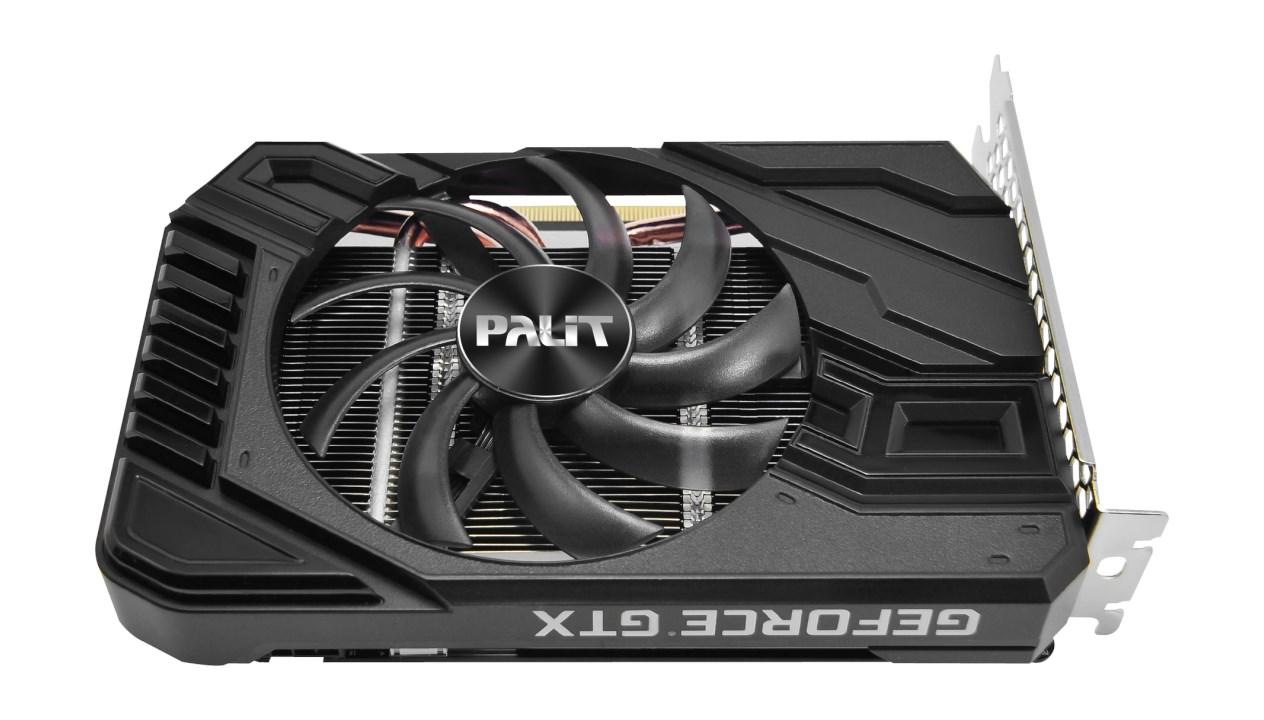 Palit GeForce GTX 1660 Ti 6GB StormX Boost Graphics Card