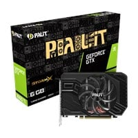 Palit GeForce GTX 1660 Ti 6GB StormX Boost Graphics Card