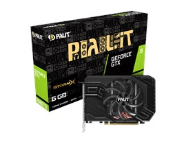 Palit GeForce GTX 1660 Ti StormX 6GB Graphics Card