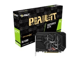 Palit GeForce GTX 1660 Ti StormX 6GB GPU