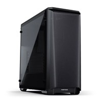 Phanteks Eclipse P400A Mid Tower Gaming Case - Black USB 3.0