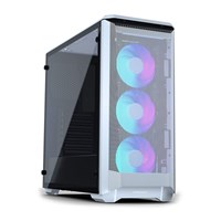 Phanteks Eclipse P400A D-RGB Mid Tower Gaming Case - White USB 3.0