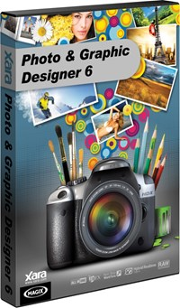 Magix Photo & Graphic Designer 6 - OEM