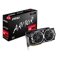 MSI Radeon RX 590 8GB ARMOR Graphics Card