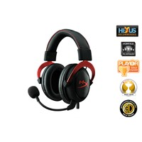 HyperX Cloud II 7.1 Headset (Red/Black)