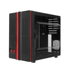 Riotoro CR1088 Prism Mini Tower Black Case