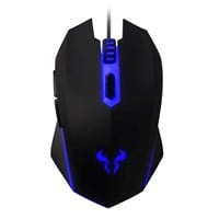 Riotoro URUZ Z5 RGB Optical Gaming Mouse (Black)