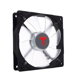 Riotoro Cross-X Classic (120mm) Chassis Fan - Red LED