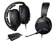 ROCCAT Kave Solid 5.1 Surround Sound Gaming Headset *Open Box*