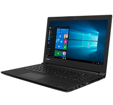 Toshiba Satellite Pro R40-C-12W (14.0 inch) Notebook Pentium (4405U) 2.10GHz 4GB 128GB SSD WLAN BT Windows 10 Pro 64-bit (Intel HD Graphics 510)