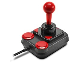 Speedlink Competition Pro Extra USB Joystick Anniversary in Black/Red