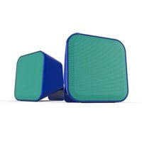 Speedlink Snappy Stereo Speakers in Blue