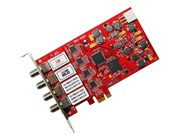 TBS 6985 Quad Satellite HD PCIe TV Tuner Card DVB-S2