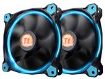Thermaltake Riing14 Blue LED Twin Pack - 2 x 140mm Fans