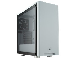 Corsair Carbide 275R TG Gaming Case - White