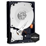 WD Black 3TB (7200rpm) SATA 6Gb/s 64MB 3.5 inch Hard Drive (Internal)