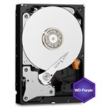 WD Purple (4TB) Surveillance Storage 3.5 inch SATA Hard Drive