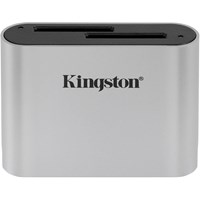 Kingston Workflow USB 3.0 Dual-Slot SD Card Reader