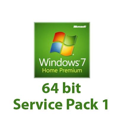 windows 7 premium service pack 1