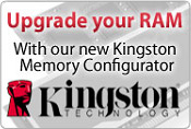 Kingston Memory Configurator