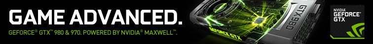NVIDIA GeForce GTX 980 & 970 Graphics Card
