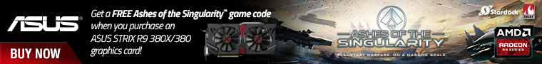 ASUS Ashes of The Singularity R9 380 Promo