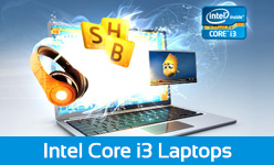 Intel Core i3 Laptops