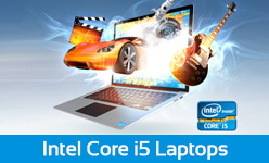 Intel Core i5 Laptops