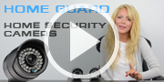 HomeGuard Smart HD and Pan Tilt Cameras Video