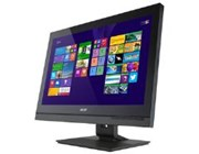 Acer Veriton Z4810G (23 inch) All-in-One PC Core i5 (4460T) 1.9GHz 4GB 500GB DVD-RW WLAN BT Windows 7 Pro 64-bit/Windows 8.1 Pro 64-bit (HD Graphics 4600)