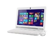 Acer Aspire ZC-602 (19.5 inch) All-in-One PC Celeron (1017U) 1.6GHz 4GB 500GB DVD±RW WLAN BT Webcam Windows 8.1 64-bit (White)