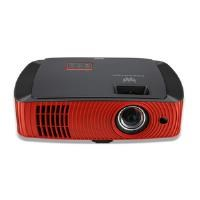 Acer Predator Z650 DLP Gaming Projector 3D 1080p 20,000:1 2200 Lumens 1920x1080 3.4kg