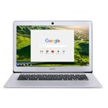 Acer Chromebook 14 CB3-431 (14 inch) Notebook PC Celeron (N3060) 1.6GHz 2GB 16GB eMMC WLAN BT Webcam Chrome OS (HD Graphics)