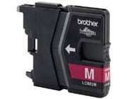 Brother LC985M Magenta (Yield 260 Pages) Inkjet Cartridge
