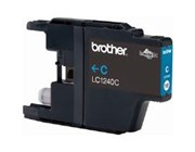 Brother LC-1240C Cyan (Yield 600 Pages) Ink Cartridge
