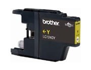Brother LC-1240Y Yellow (Yield 600 Pages) Ink Cartridge