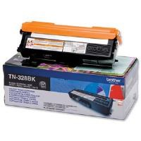 Brother TN-328BK Black Toner Cartridge