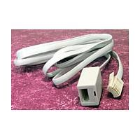 3m BT 6 Wire Male to Female Telephone Extension Cable