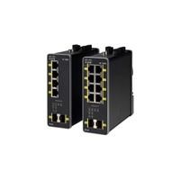 Cisco Industrial Ethernet 1000 Series Switch - 6 Ports (4 x 10/100/1000 PoE+ Ports with  2 x SFP Upink Ports