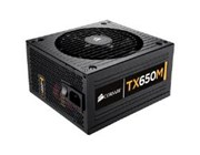 Corsair TX650 Enthusiast Series 650 Watt ATX PS/2 Power Supply Unit