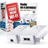 Devolo dLAN 1200+ WiFi ac Starter Kit (2x Plugs)